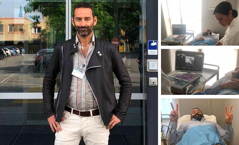 """Artrosi, infiltrazioni con proteine anti-infiammatorie: il caso """"singolare"""" del dottor Pierantonio Gardelin"""