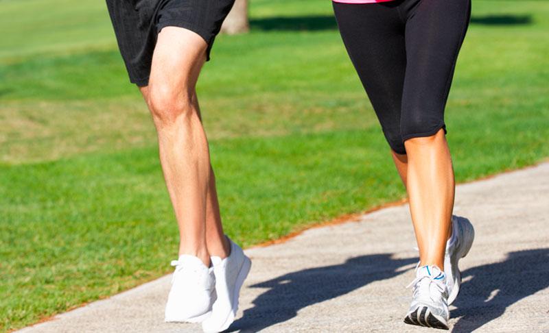 Borsite del ginocchio: un rischio anche per gli sportivi